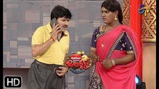 Rocket Raghava Performance | Jabardasth | 25th April 2019    | ETV  Telugu