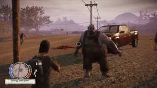 [STATE OF DECAY - EXCLUSIVE EPISODE] - Killing the FAT salentin man!!