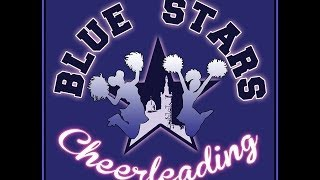 Entraînement Blue Stars Cheerleading