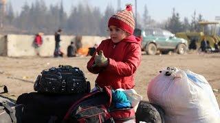 خاص | الأزمة الانسانية في حلب .. تحت قبة الجامعة العربية