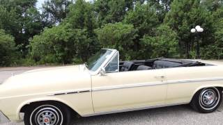 1965 buick skylark yellow convertible for sale at www coyoteclassics com