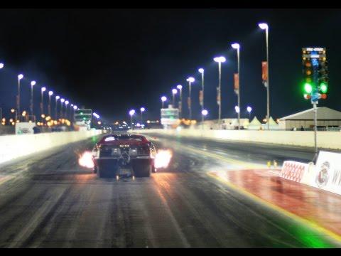 2015 Arabian Drag Racing League Round 1 - Q4 & Elimination ** LIVE **