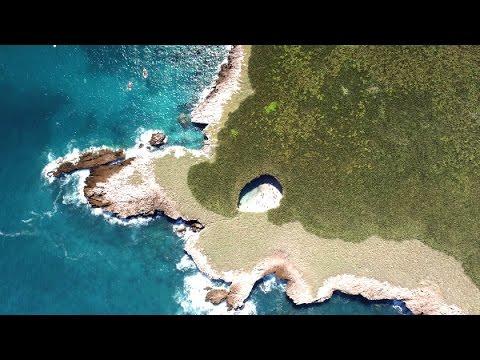 Mexico - Puerto Vallarta and hidden beach.
