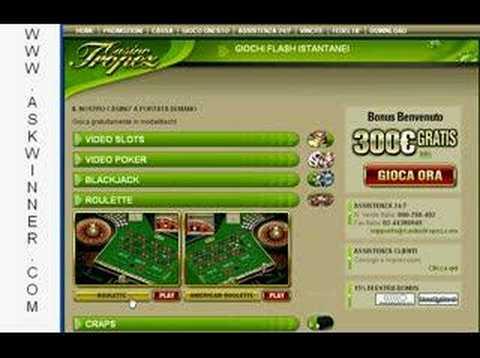 Vincere ai casino on line vladivostok casino opening
