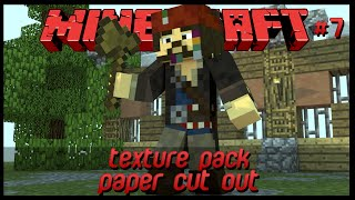 Minecraft - Texture Pack: Paper Cut Out 1.6/1.7/1.8 #7