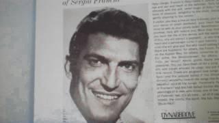 """Sergio Franchi -  Na Voce, """"Na chitarra"""
