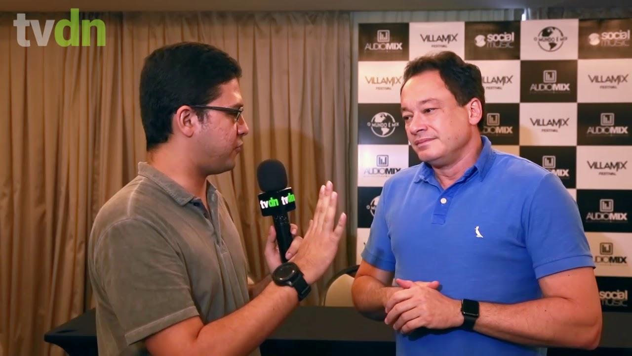 Villa Mix terá Luan Santana e setor 'Diamante'