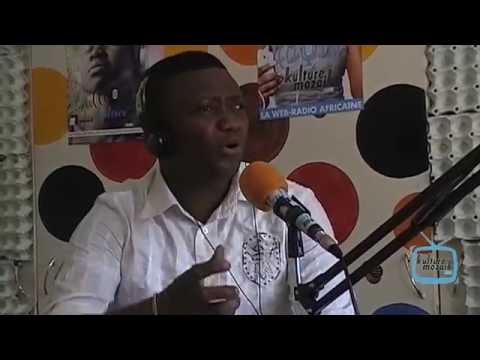 le pasteur Voua Alain sur la radio kulture mozaik.com