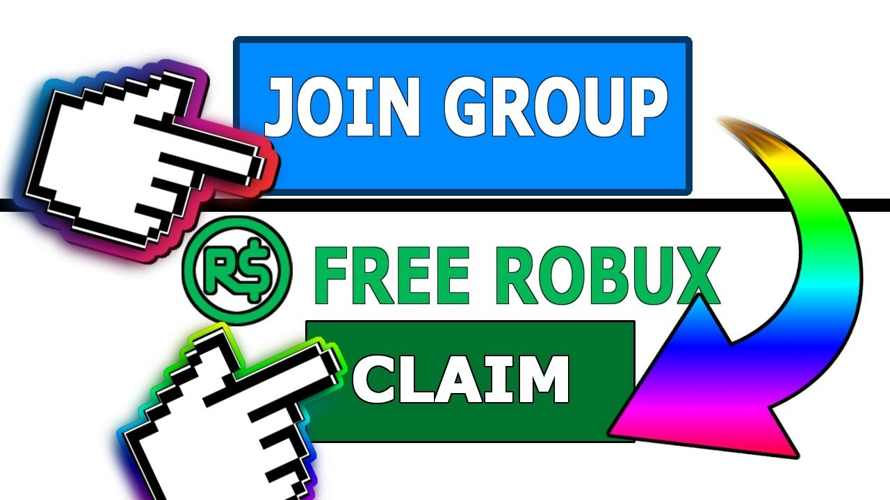 Join This Roblox Group For FREE ROBUX *Real*