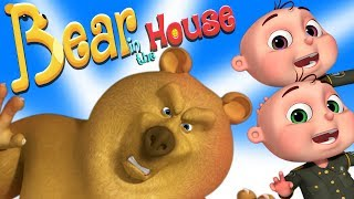 Zool Babies Series - Bear In The House Episode  Cartoon Animation For Children   Kids Shows