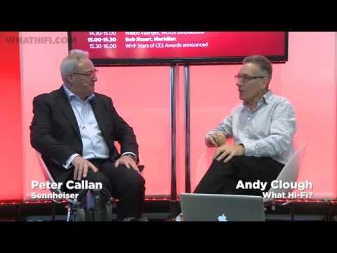 Sennheiser interview: Peter Callan, President CE - CES 2015