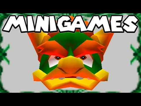 All Mini-games in Mario Party N64