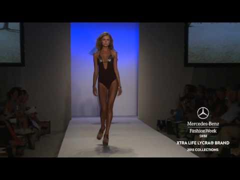XTRA LIFE LYCRA® BRAND - MERCEDES-BENZ FASHION WEEK SWIM 2013 COLLECTION