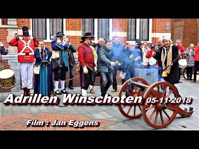 Adrillen Winschoten 05 11 2018