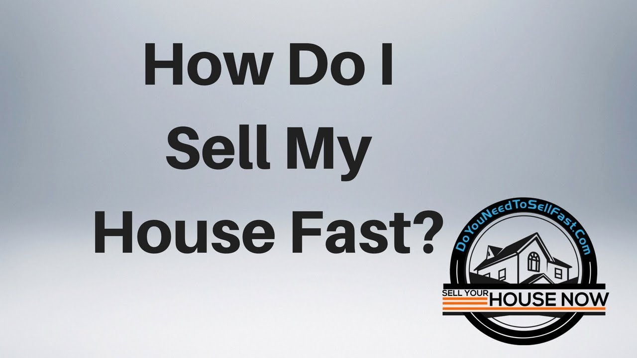 Sell My House Fast Appleton WI | DoYouNeedToSellFast.com