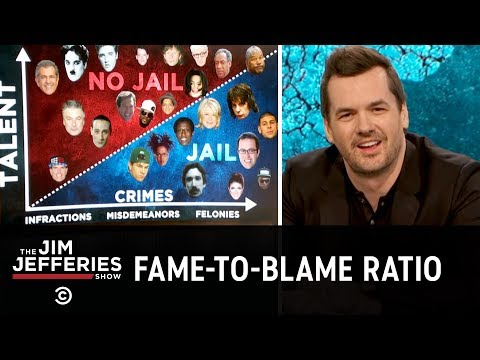 Bill Cosby's Mistrial and the Fame-to-Blame Ratio - The Jim Jefferies Show