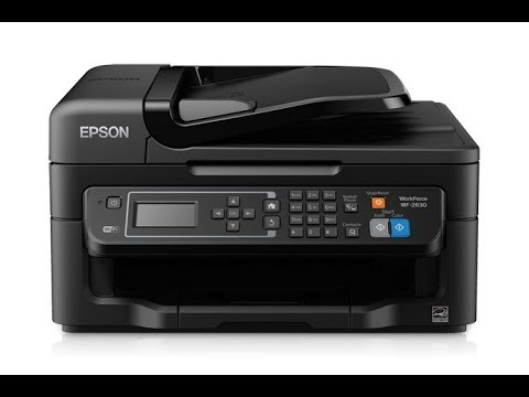 Epson wf-2630 - How To Clean Printhead - Error code  0xf1 ⬇️Buy Repair Kit Here⬇️