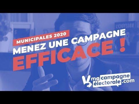 🗳 Municipales 2020 : Menez Une Campagne électorale EFFICACE ! ✌️