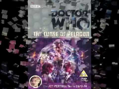 All The Classic Doctor Who DVDs May 2014