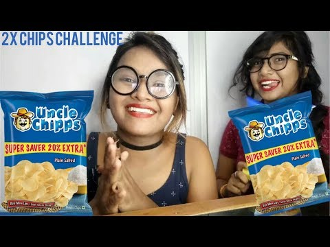 2x Large Chips Challenge || Eating Challenge INDIA || Episode-8 thumbnail