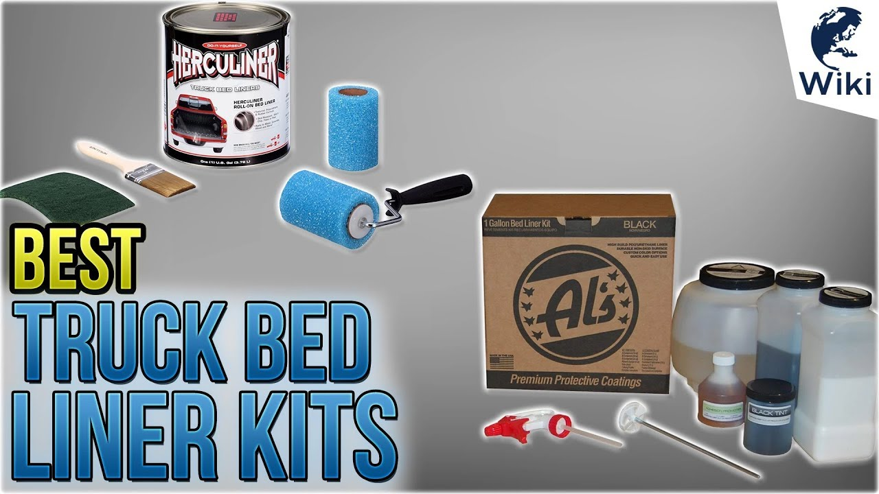 Top 6 Truck Bed Liner Kits of 2019 | Video Review