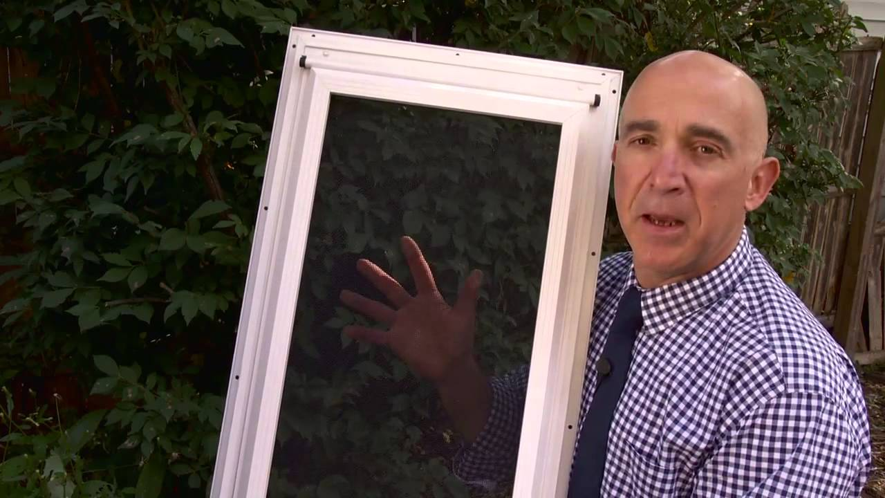 Window Security Screens And Security Screen Doors Youtube