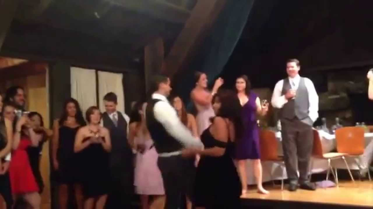 Best Mother And Son Wedding Dance EVER