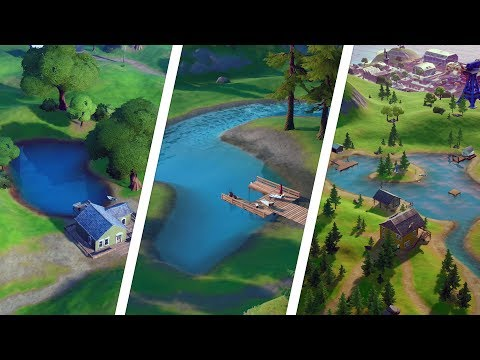 How to Catch Fish in Fortnite For the Cameo vs Chic ...