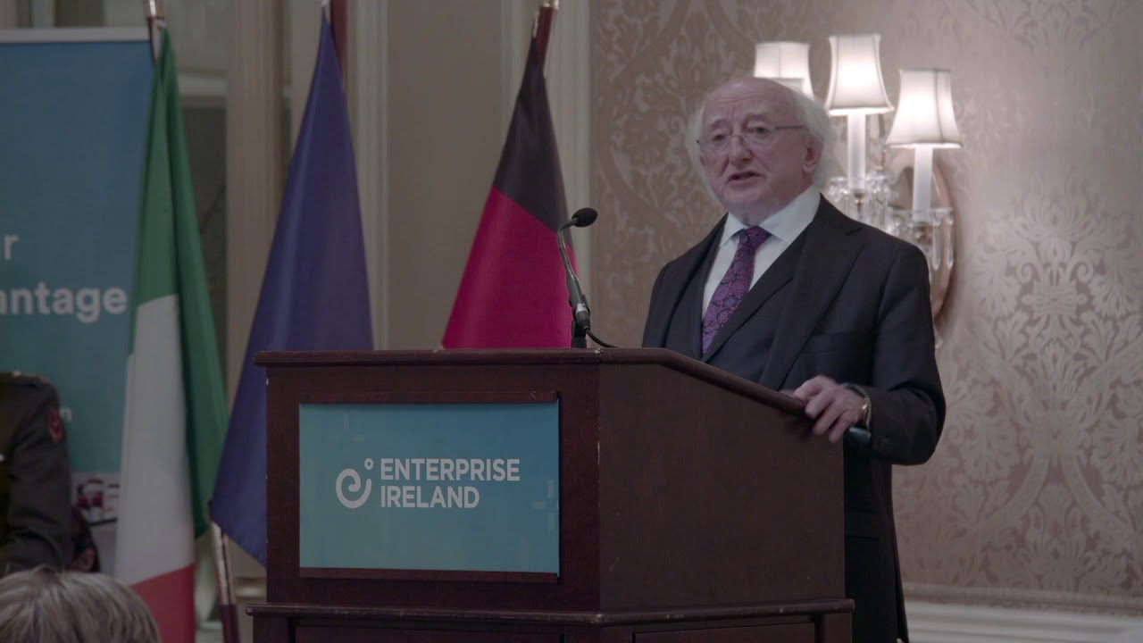 Welcome | President ie | President of Ireland