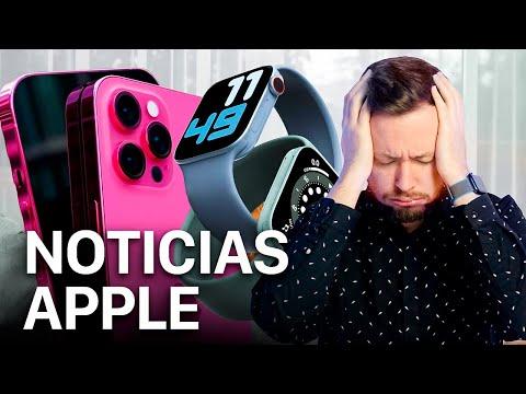 iPhone 13 malas noticias, filtrado Apple Watch Series 7, iPad 9 y más noticias Apple