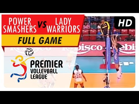Powers Smashers vs. Lady Warriors | Full Game | 3rd Set | PVL Reinforced Conference | June 3, 2017