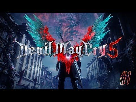 MEGÉRKEZETT!!! HYPE! \o/ | DEVIL MAY CRY 5 (PC, HUMAN) - 03.07. thumbnail