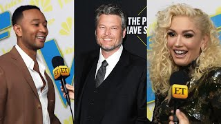 The Voice: Why John Legend Thinks Gwen Stefani Is Blake Shelton's 'Weakness' (Exclusive)