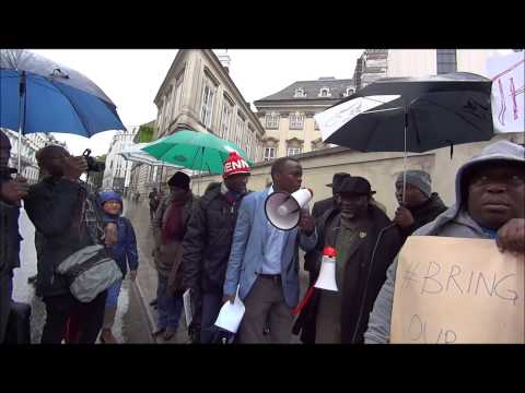 #BringBackOurGirls rally in Austria