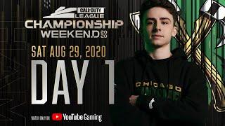Call Of Duty League 2020 Season   Championship Weekend Day 1