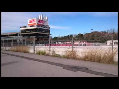 essais privés hivernaux de F1 à Barcelone 03.03.2016