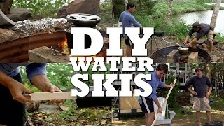 DIY Water Skis