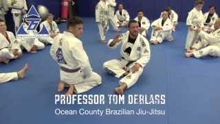 "Basic Deep Half Guard with Professor Tom DeBlass of OCBJJ Seminar at SJBJJ – Nogi Bearâ""¢"
