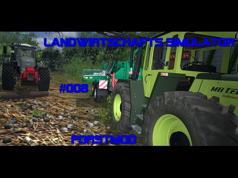 Landwirtschafts Simulator [HD+] #009 Hackschnitzel machen★ Let´s play Together