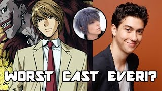 NETFLIX DEATHNOTE - WHY THE CAST IS WRONG