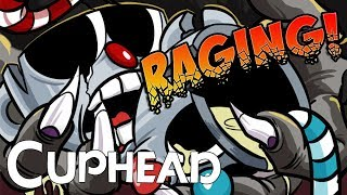 Cuphead Salty Rage Montage!