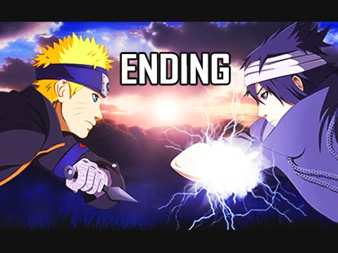 Naruto Shippuden Ultimate Ninja Storm 4 Walkthrough Part 22 - ENDING (Let's Play)