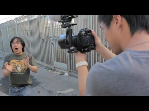 """""""Kung Fooled"""" - Behind The Scenes"""