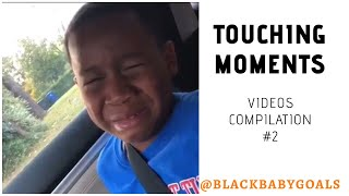 TOUCHING MOMENTS Videos Compilation #2 | Black Baby Goals