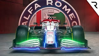 Why Ferrari holds the key to Alfa Romeo's new 2021 F1 car