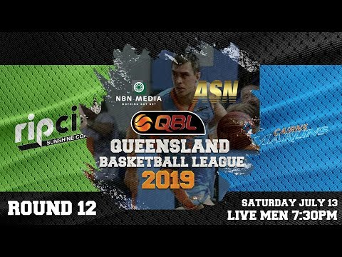 #QBL19 Round 12 - Cairns Marlins at University of Sunshine Coast (Men)