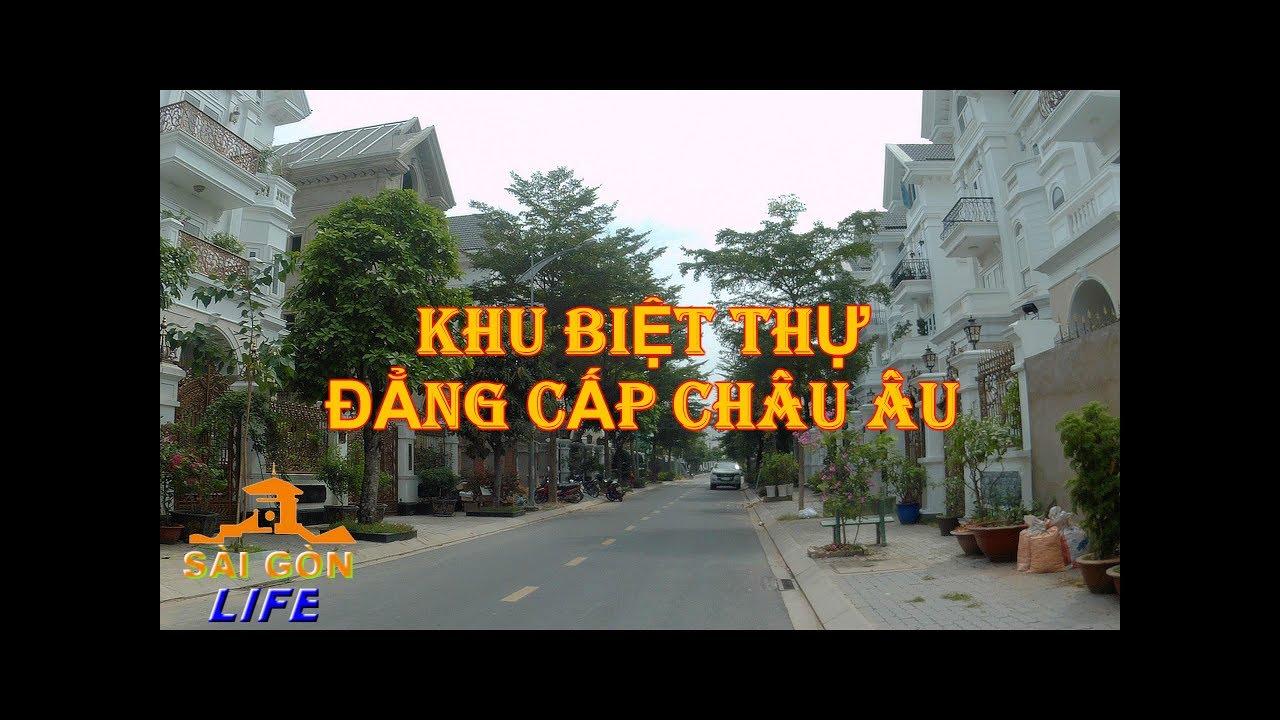 Cuộc Sống Sài Gòn – Cityland Garden Hills – Khu biệt thự đẳng cấp Châu Âu ngay tại Gò Vấp