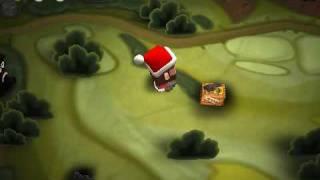 Minigore Christmas Episode - OFFICIAL TRAILER! Featuring Egoraptor as Santa