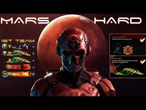 WARFACE | 1st Team To Success MARS HARD