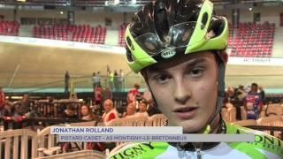 Cyclisme sur piste : coupe d'hiver au vélodrome